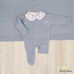 Saída De Maternidade Thomas Azul