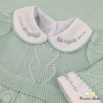 Saída De Maternidade Antonela Verde