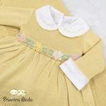 Saída de Maternidade Maria Amarelo