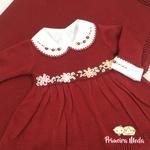 Saída de Maternidade Maria Vermelho