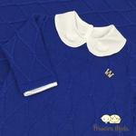 Saída De Maternidade Luan Azul Bic