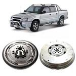 940701450084 VOLANTE MOTOR GM S-10 / BLAZER - BI-MASSA Compativel com as pecas 415012410 4150373100