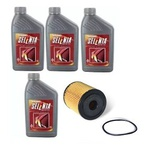 KIT001 Kit Troca Oleo 5w30 Selenia+filtro Oleo Motor Etorq