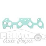 10219AG JUNTA COLETOR FIAT/GM ADMISSAO CORSA MPFI / MERIVA / MONTANA / STRADA / IDEA / DOBLO Compativel com as pecas 24617B