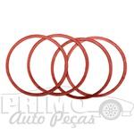 46432PP JUNTA CAMISA VW FUSCA / BRASILIA / VARIANT / KOMBI Compativel com as pecas 22370B