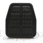 321721113 CAPA PEDAL VW GOL / VOYAGE / PARATI / SAVEIRO Compativel com as pecas 301018