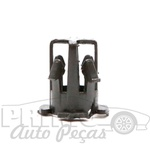 93221087-P PRESILHA PEDAL EMBREAGEM FORD/GM D-20 / D-40 / F-250 / F-350 Compativel com as pecas 76335