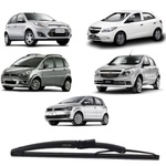 PVT12 PALHETA LIMPADOR FIAT/GM/VW TRASEIRO FOX / CROSS FOX / ONIX / IDEA / NOVO PALIO / PALIO WEEKEND