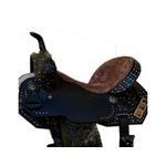 Sela de Couro Tambor - 11 Forma Protec Horse