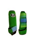 Boleteira Traseira Boots Horse - Verde / velcro estampa 17