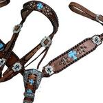 Conjunto Cabecada e Peiteira - Master Saddles 01