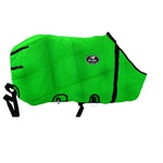 Capa de Frio Boots Horse Forrada Simples - 12 Verde Limão