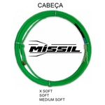 Corda 4 Tentos Tomahawk Rope - Cabeca Missil
