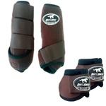 Kit Simples Color Boots Horse Cloche e Boleteira - Marrom (890)