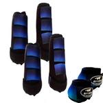 Kit Completo Boots Horse Color Cloche e Boleteira Dianteira e Traseira - Estampado 01