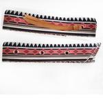 Conjunto Latico e Contra-Latico Boots Horse - Estampa 06