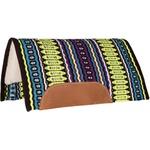 Manta Mustang Canyon Wool Botton Importada - Estampa 01