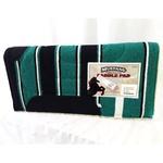 Manta Mustang Simples Importada - Verde Agua