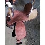 Sela em Neoprene Rancheira Master Selas - Personalizada com Manta de Strass 03