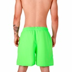Short Masculino Bermuda Masculina Verão Tendencia Neon - Verde - Lorenzzo Lopez