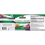 Echinacea e Astragalus - Nature`s Answer - 1425 mg - 90 Capsulas