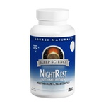 NIGHT REST (Noite de Descanso) - Source Naturals - 100 comprimidos