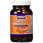 Indole 3 Carbinol - NOW Foods - 60 caps