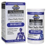 Probiotico do Homem - Garden of Life - Dr. Formulated - 30 Caps