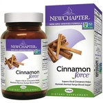 Extrato de Canela, Cinnamon Force, New Chapter, 120 Softgel Capsules
