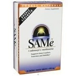 SAMe, Source Naturals, 400 mg, 30 Enteric-Coated Tablets