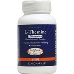 L-Theanine, Stress, Enzymatic Therapy, 180 UltraCaps