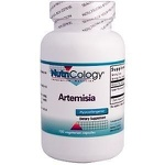Artemisia - Allergy Research Group - Nutricology - 500mg - 100 Veggie Caps