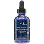 Melatonina Líquida Sabor Cítrus c/ Baunilha, Life Extension, 3 mg, 59 ml