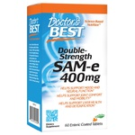 SAM-e 200 Double-Strength, Doctor's Best, 60 Enteric Coated Tablets