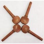Cravelhas Para Violino 4/4 Boxwood
