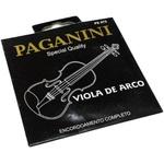 Cordas Para Viola De Arco Paganini (conjunto)