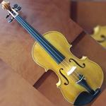Violino Artesanal 4/4 Ébano
