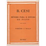 Método Para Piano B. Cesi - Exercícios E Escalas