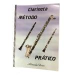Método Para Clarinete Almeida Dias