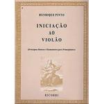 Método Iniciação ao Violão Henrique Pinto