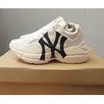 Tênis Gucci Rhyton New York Yankees