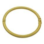 Bracelete em Ouro 18k Fosco