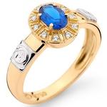 Anéis de Formatura em Ouro 18k com Brilhantes e Pedra Natural