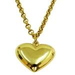 Pingente em Ouro Coração Grande