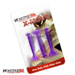 ISCA SOFT X-MOVE MONSTERS 3X 9CM