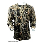 CAMISA MONSTER 3X LINHA COMBAT OUTDOOR TREE