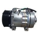 COMPRESSOR 7H15 PASSANTE 8PK 24V SCANIA 119MM