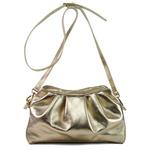 Bolsa Belle Couro Ouro Light