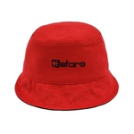 Chapéu Bucket E-Stars Vermelho e Preto