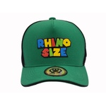 Boné Trucker Rhino Size Games Verde